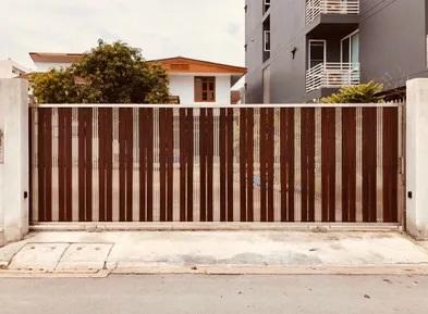 ประตูสแตนเลส นนทบุรี